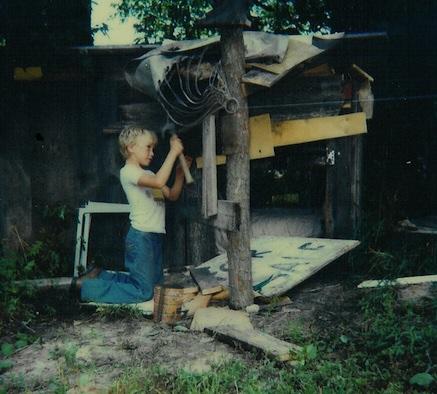 Image 3 -1984 dog house