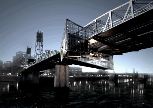 Anthony_Cafe on a Bridge 1