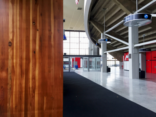 Checking Out Veterans Memorial Coliseumu0027s $5 Million Refresh