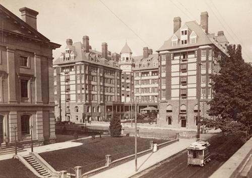 d8de620f00b8 Portland Hotel ca 1895 ba020009