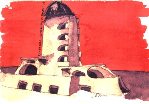 Einstein tower sketch_edr2