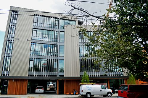 portland architecture: a neighborhood office: visiting the