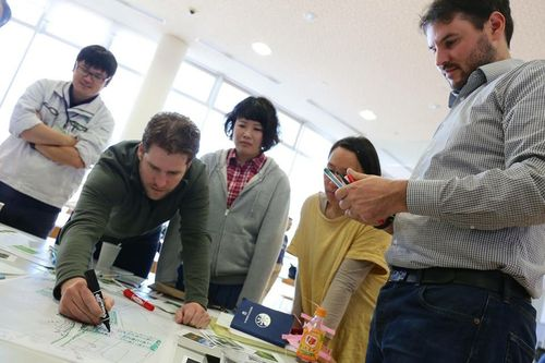 Propel_Community Design Workshop in Aridagwa Japan