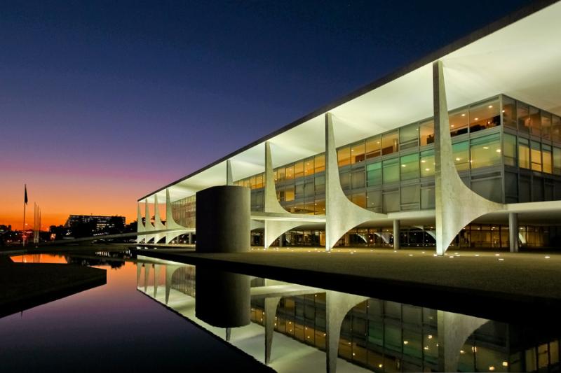 Oscar-Niemeyer-Brasilia