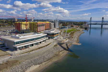 Waterfront Aerial 5