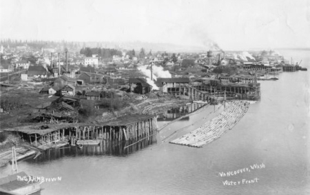 Historic Waterfront Early 1900s