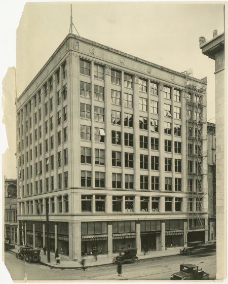 JK Gill Building_1928_Oregon Hsitorical Society copy