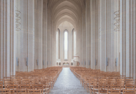 Grundtvigs Church Ludwig Favre